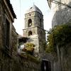 Strade medievali a Caserta Vecchia