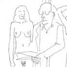 © Alvise Bittente per ARTE.it, Helmut Newton opening. Big Nude #1, dalla mostra