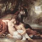 Francesco Hayez, Rinaldo e Armida, 1813, 295 x 198 cm, Gallerie dell'Accademia di Venezia