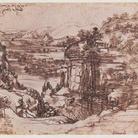 Rendere visibile l'azione degli elementi - Leonardo e il paesaggio. Carlo Vecce, C. Giorgione e G. Quenet