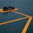 Google Street View mappa The Floating Piers