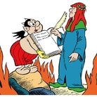 Nel segno di Dante tra illustrazione e fumetto