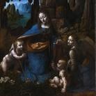Leonardo, dopo la Sant'Anna del Louvre, a Milano la Vergine delle Rocce