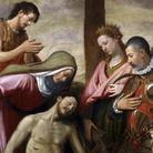 """Voci Fiorentine - Tomaso Montanari presenta il """"Compianto di Cristo"""" di Santi di Tito"""