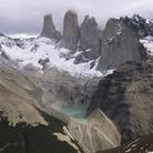 Fabiano Ventura. Sulle tracce dei ghiacciai - Musei Civici di Bassano,Ande, Ghiacciaio Paine | Foto: Fabiano Ventura, 2016 | © Fabiano Ventura