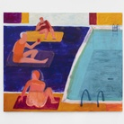 Katherine Bradford. Lifeguards