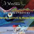 Corrispondenze. Renata Solimini & Moan Lisa
