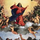 Tiziano Vecellio (1490 - 1576), Assunzione della Vergine Maria (Assunta), 1516-1518, Olio su pannello, 668 x 344 cm, Venezia, Santa Maria Gloriosa dei Frari