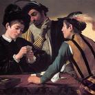 Michelangelo Merisi da Caravaggio,I Bari,Fort Worth, Kimbell Art Museum