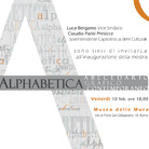 Alphabetica. Abecedario grafico contemporaneo