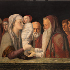 Capolavori a confronto. Bellini/Mantegna. Presentazione di Gesù al Tempio
