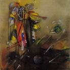 Roberto Sebastian Matta. Olii, sculture e tecniche miste