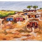 Filmon Afewerki, Village, 2013, Eritrea