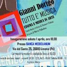 Gianni Dorigo. Tutto è musica