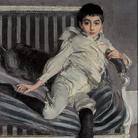 Giovanni Boldini, Ritratto del piccolo Subercaseaux, 1891, Museo Giovanni Boldini, Ferrara
