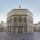Al via il restauro del Battistero di Firenze