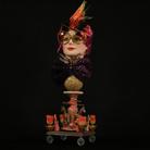 Rudy van der Velde, New Kitsch al MAC di Milano, CRICETI #Nutrirsidarte, IL CRITICO MEDIATORE, 2011, 22.5 x 22 x 79 cm | Courtesy of Rudy van der Velde