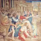 Esposizione degli arazzi Atti degli Apostoli in Cappella Sistina