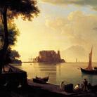 Nel fuoco e nella luce di Napoli con Bruegel, Renoir, Turner, van Wittel