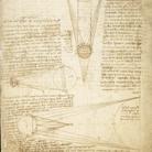 Il Codice Leicester di Leonardo da Vinci. L'acqua microscopio della Natura
