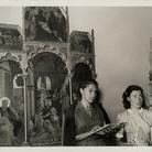 Firenze ferita e il ponte Santa Trinita nel diario di Maria Fossi e negli scatti di Paola Barocchi