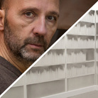 """#MAXXIlive - Mauro Covacich racconta """"Senza titolo, 1998-2020"""" di Claudio Parmiggiani"""