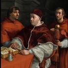 Leone X ritorna a Firenze