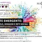 Arte emergente: parole, immagini e reti sociali