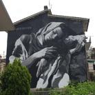 """Gonzalo Borondo per """"Pubblica"""": Street Art nella verde Sabina"""