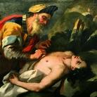 Museo di Palazzo Pretorio, Nicola Malinconico, Il buon Samaritano, 1703-1706 circa, Olio su tela, 199 x 147 cm