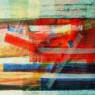 Tancredi Parmeggiani, Natura vergine, 1954, Olio su tela, 140 x 121 cm, Collezione della Fondazione Domus per l'Arte Moderna e Contemporanea, Verona