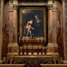 Miracoli della computer grafica: la Madonna dei Palafrenieri torna virtualmente a San Pietro