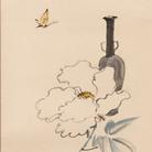 Teisai Hokuba, White Peony | Courtesy of Sumida Hokusai Museum, Tokyo 2017