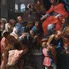 Rare visioni. Esposizioni temporanee dei dipinti dai depositi - Pietro Rotari (copia da Guido Reni), Trionfo di Giobbe