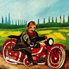 Alla Reggia di Venaria il mito della motocicletta incontra l'arte