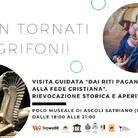 Bentornati Grifoni! Visita guidata, rievocazione storica e aperitivo