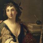 Elisabetta Sirani (Bologna, 1638 - Bologna, 1665), Autoritratto, 1658, Mosca, Museo Puskin delle Belle Arti