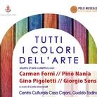 Tutti i colori dell'arte