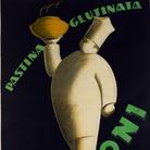 Federico Seneca, Manifesto pubblicitario, Pastina glutinata Buitoni, 1929, Carta/cromolitografia, 140 x196.5 cm, Museo Nazionale Collezione Salce, Treviso