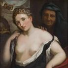 Paris Bordon, La Tentazione, 1550 circa, 61 x 75 cm