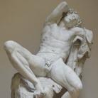 Formatore romano, Fauno Barberini, Aante 1811, Gesso, 200 x 130 x 130 cm, Bologna, Accademia di Belle Arti di Bologna - Patrimonio Storico | Foto: Luca Marzocchi