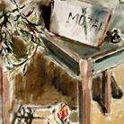 Filippo de Pisis, W Mozart, 1941, Olio su tela | Courtesy of Fondazione Magnani-Rocca 2020