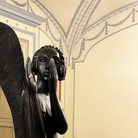 Le opere d'arte della Banca d'Italia vanno in scena al <i>café chantant</i>