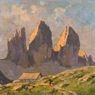 Il Racconto della Montagna nella pittura tra Ottocento e Novecento