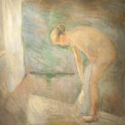 Edvard Munch, Dopo il bagno 1892 olio su tela, M. Erik Martin Vik Collezione Erik M. Vik © The Munch Museum / The Munch-Ellingsen Group by SIAE 2013