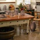 La cucina di una dimora aristocratica genovese