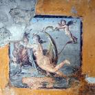 Fiori, vigneti, antichi manifesti elettorali: a Pompei aprono tre nuove domus