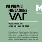 VII edizione Premio Fondazione VAF