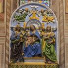 La Madonna col Bambino dei Della Robbia torna a splendere in Santa Croce