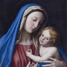 Giovanni Battista Salvi detto il Sassoferrato, Madonna con il Bambino che le porge un frutto, 1660 circa, Olio su tela, 49 x 65 cm